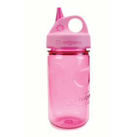 Nalgene Flaska 0,34l Grip-n-Gulp Everyday Rosa/rosa